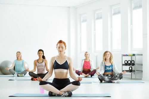 CmonYoga le studio de Yoga dédié entièrement