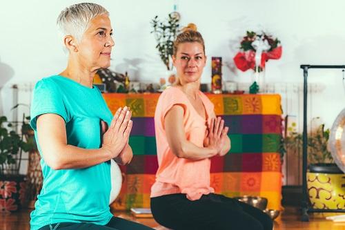 Cours particuliers de Yoga à Lausanne